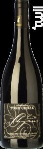 Cuvée Shyrus - Domaine Fond Croze - 2017 - Rouge