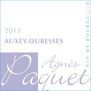 Auxey-Duresses - Domaine Agnès Paquet - 2016 - Blanc