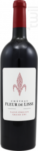 Château Fleur de Lisse - Château Fleur de Lisse - 2015 - Rouge