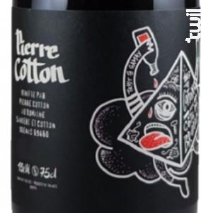 100% Cotton - Domaine Pierre Cotton - 2019 - Rouge