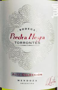 Bodega Piedra Negra Alta Coleccion Torrontes - François Lurton - Bodega Piedra Negra - 2016 - Blanc