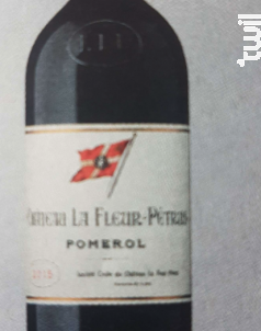 Château la Fleur-Pétrus - Château la Fleur-Pétrus - 2015 - Rouge