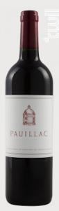 Pauillac de Latour - Château Latour - 2012 - Rouge