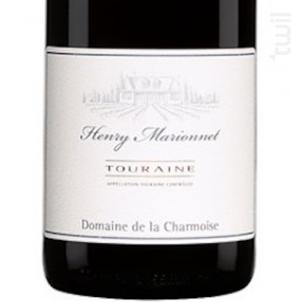 Gamay Charmoise - Domaine de La Charmoise - 2018 - Rouge