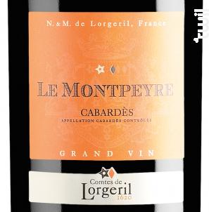 Le Mont Peyre - Maison Lorgeril - 2013 - Rouge