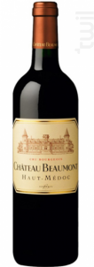 Château Beaumont - Château Beaumont - 2016 - Rouge