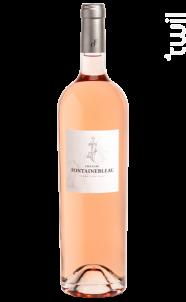 Château Fontainebleau - Domaine Fontainebleau en Provence - 2020 - Rosé