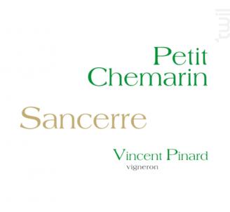 Petit Chemarin - Domaine Vincent Pinard - 2013 - Blanc