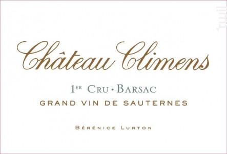 Château Climens - Château Climens - 2007 - Blanc