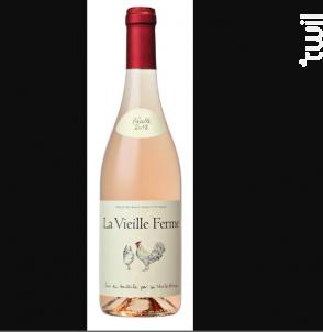 La Vieille Ferme - Famille Perrin - La Vieille Ferme - 2018 - Rosé