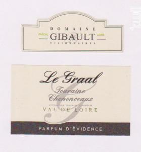 Domaine Gibault – Le Graal - Domaine Pascal Gibault - 2015 - Blanc