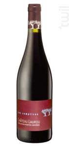 Les Complices - Château Laurou - 2016 - Rouge