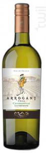 Arrogant Frog Chardonnay Bio - Les Domaines Paul Mas - 2019 - Blanc
