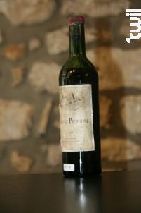 Château Pierbone - Château Pierbone - 1964 - Rouge