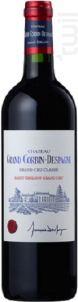 Château Grand Corbin-Despagne - Château Grand Corbin-Despagne - 2013 - Rouge
