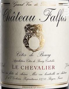 Le Chevalier - Château Falfas - 2014 - Rouge