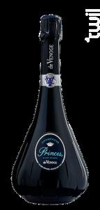 Princes Blanc de Noirs - Champagne de Venoge - Non millésimé - Effervescent
