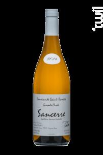 Sancerre Vieilles Vignes - Domaine de Saint Romble-Paul Vattan - 2015 - Blanc