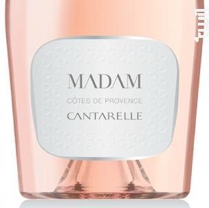 Madam - Domaine de Cantarelle - 2017 - Rosé