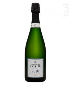 Brut Grand Cru Millésimé - Champagne Lallier - 2005 - Effervescent