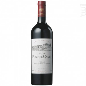 Château Pontet-Canet - Château Pontet-Canet - 2016 - Rouge