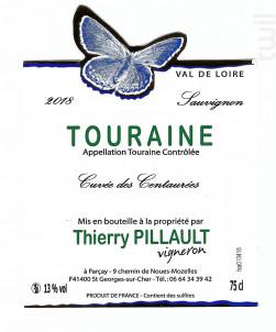 Cuvée des Centaurées - DOMAINE DE L'AZURÉ - 2020 - Blanc