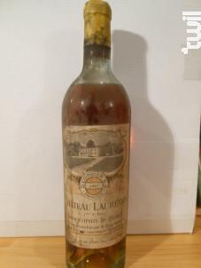 Château Lauretan - Maison Cordier - 1947 - Blanc