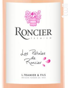 Les Pétales de Roncier - Maison L. Tramier et Fils - Non millésimé - Rosé