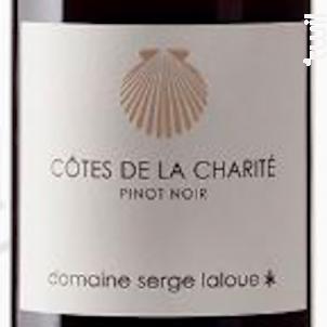 Pinot Noir Laloue - Domaine Serge Laloue - 2020 - Rouge