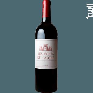 Les Forts de Latour - Château Latour - 2015 - Rouge