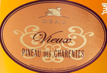 DEAU Vieux Pineau des Charentes - Distillerie des Moisans - Non millésimé - Blanc