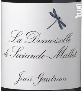 La Demoiselle de Sociando Mallet - Château Sociando Mallet - 2011 - Rouge