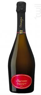Cuvée Suprême Grand Cru - Champagne Michel Tixier - 2014 - Effervescent