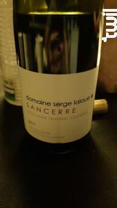 Domaine Serge Laloue - Domaine Serge Laloue - 2018 - Rouge