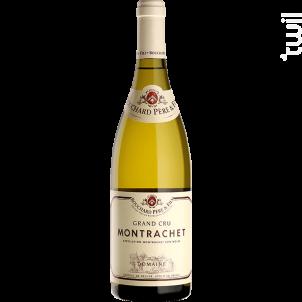 Montrachet Grand Cru - Bouchard Père & Fils - 2015 - Blanc