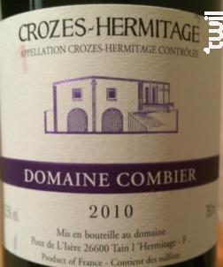 Domaine Combier - Domaine Laurent Combier - 2012 - Rouge