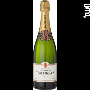 Taittinger Brut Reserve  Etui - Champagne Taittinger - Non millésimé - Effervescent