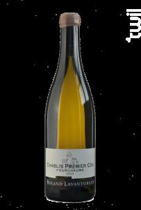 Chablis 1er Cru Fourchaume - Domaine Lavantureux - 2015 - Blanc