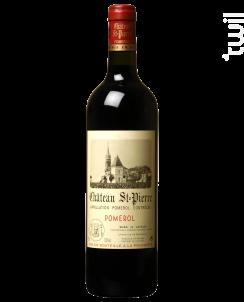 Château St-Pierre - Château St-Pierre (Pomerol) - 2016 - Rouge