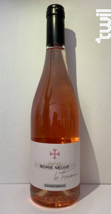 Les Terrasses - Château Borie Neuve - 2020 - Rosé