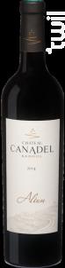 Cuvée Altum - Château Canadel - 2015 - Rouge