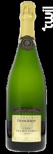 Duval-leroy Clos Des Bouveries - Champagne Duval-Leroy - 2005 - Effervescent