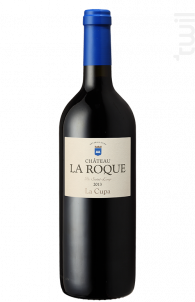 Cupa Numismae - Château La Roque - 2014 - Rouge