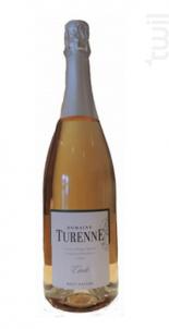 Bulles Cuvée Cécile - Domaine Turenne - 2014 - Effervescent