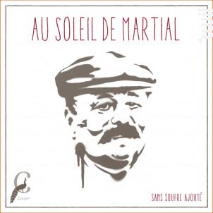 Au soleil de Martial - Château Coujan - 2019 - Rouge