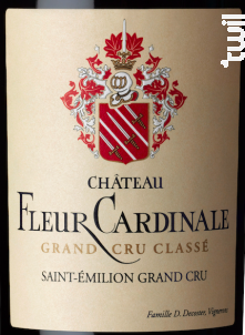 Château Fleur Cardinale - Château Fleur Cardinale - 2018 - Rouge