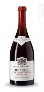 1er Cru Les Cent-vignes - Château de Meursault - 2017 - Rouge