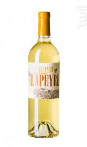 Lapeyre Moelleux - Clos Lapeyre - 2015 - Blanc