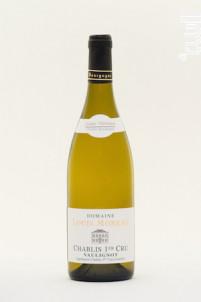Chablis, 1er Cru Vaulignot - Domaine Louis Moreau - 2016 - Blanc