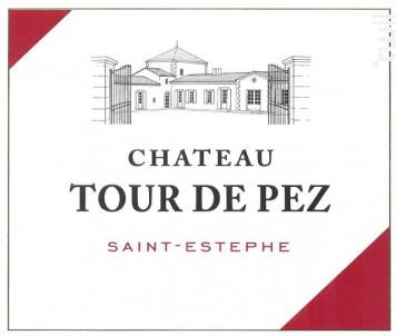 Château Tour de Pez - Château Tour de Pez - 2012 - Rouge